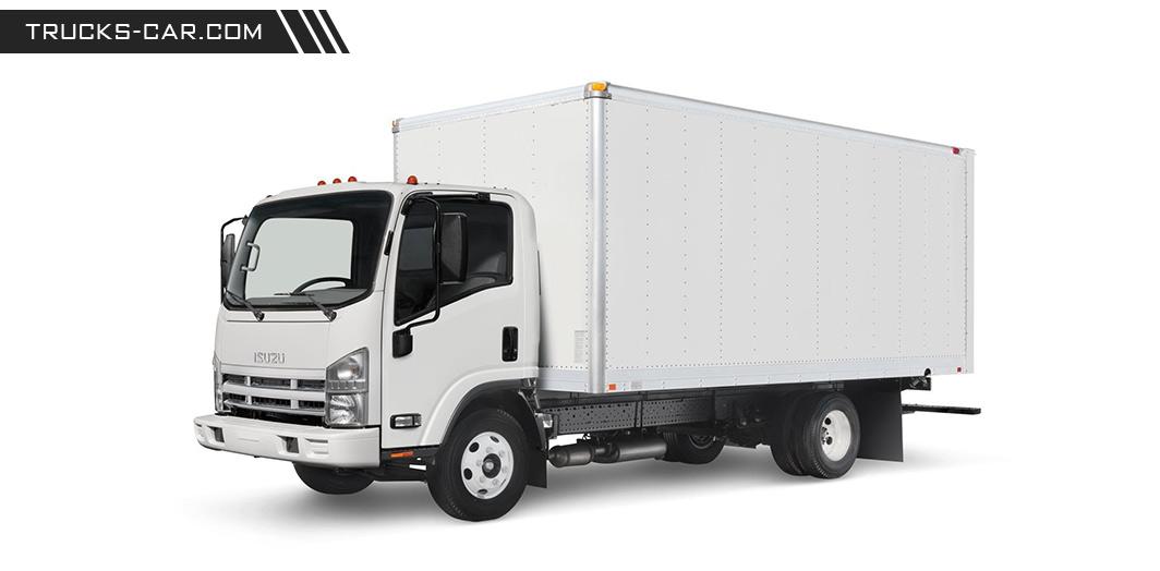 کامیونت 8 تن ایسوزو
