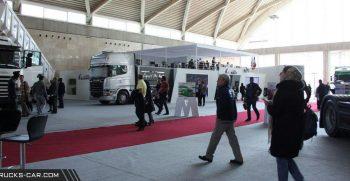 نمایشگاه کامیون