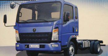 کامیونت پرسیکا 8 تن