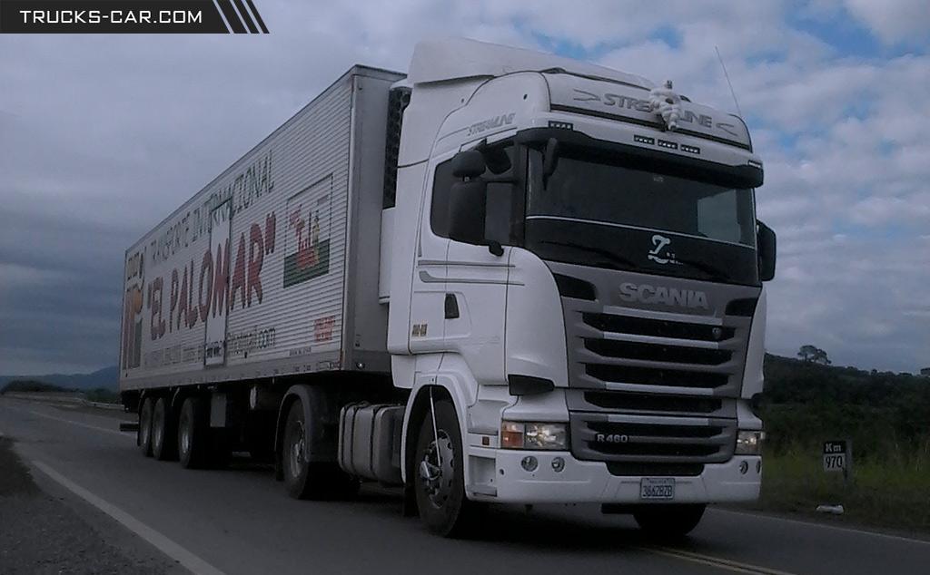 اسکانیا R460