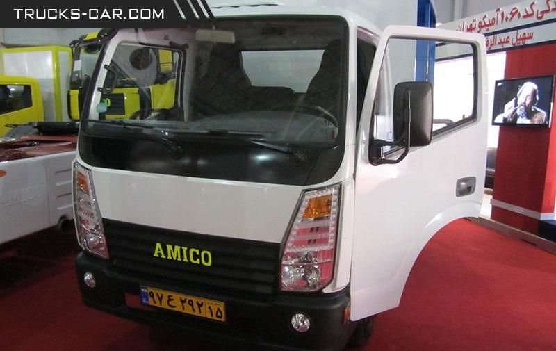 کامیونت آمیکو 6 تن