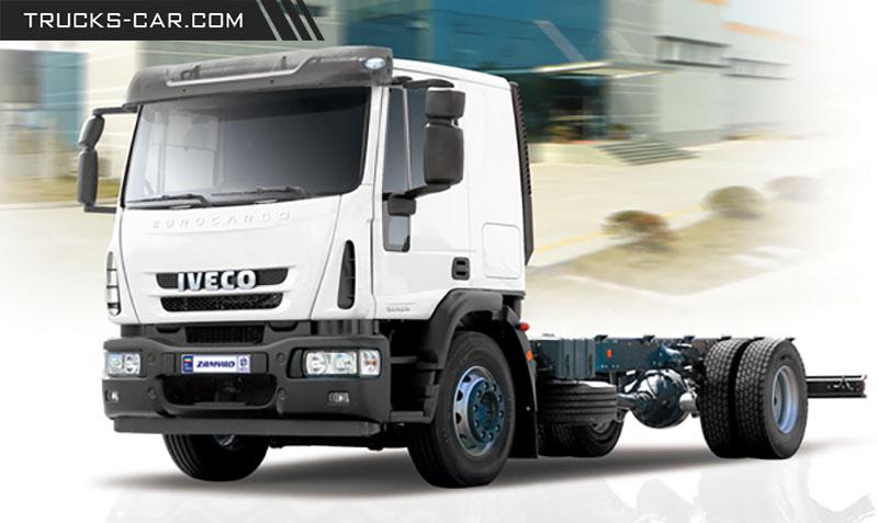 کامیون ایویکو باری