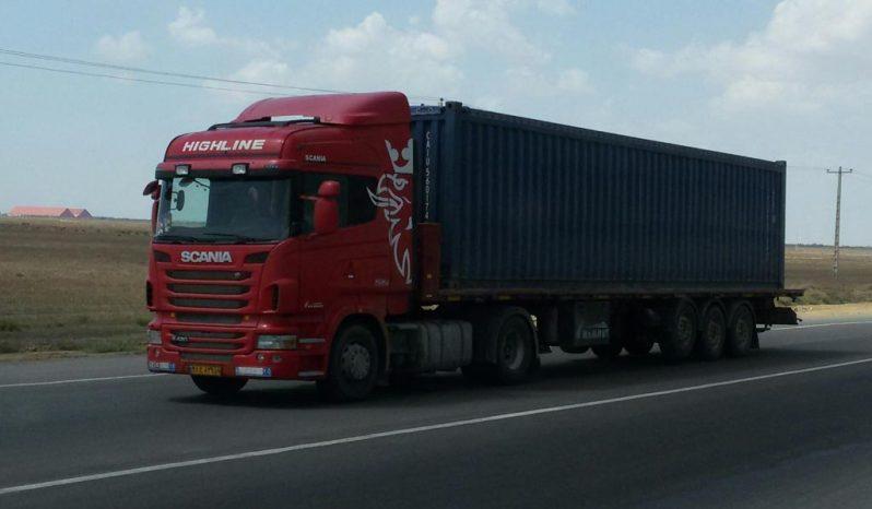 کامیون کشنده اسکانیا P400