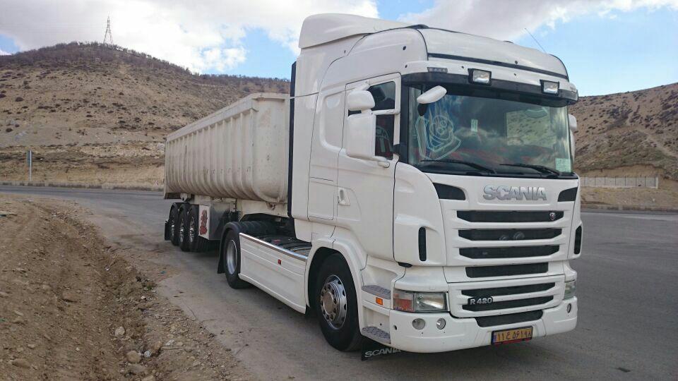 قیمت روز اتوبوس اسکانیا کشنده اسکانیا R420 - کامیون | کشنده | کمپرسی