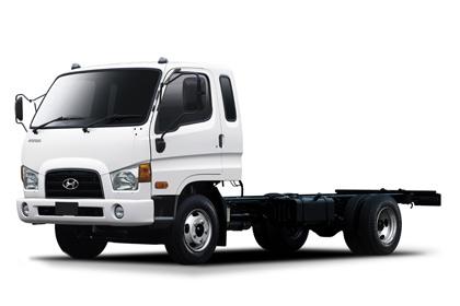 کامیونت 8 تن هیوندای