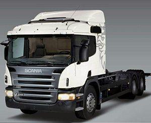 P250 مشخصات فنی کامیون