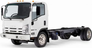 مشخصات فنی کامیونت 6 تن ایسوزو