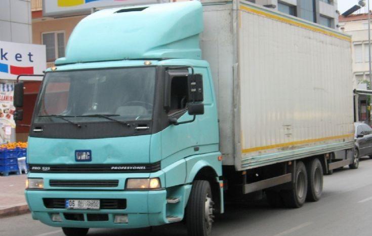 کامیون باری BMC