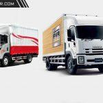 بهترین کامیونت موجود در ایران