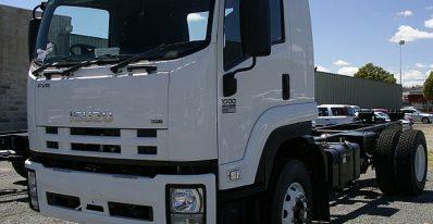 کامیون ایسوزو ISUZU
