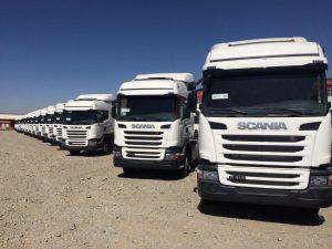 کامیون کشنده اسکانیا (جی 410) G410