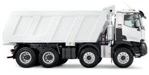کامیون کمپرسی رنو k480