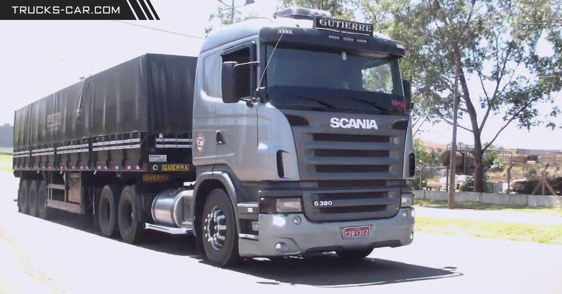 Photo of اسکانیا G380