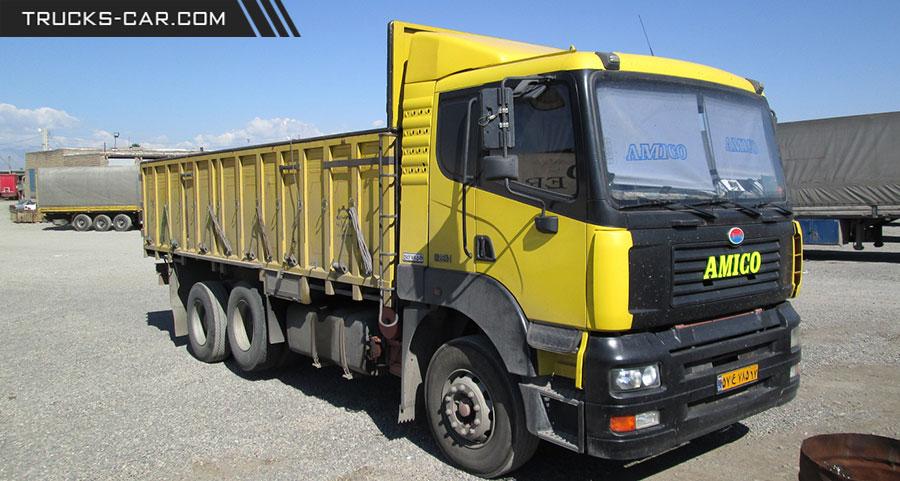 Photo of کامیون باری آمیکو