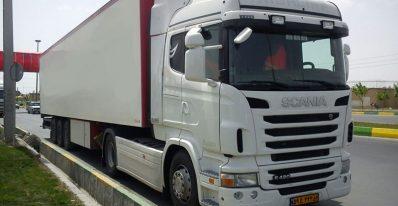 اسکانیا R420