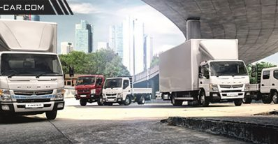انواع کامیونت فوسو