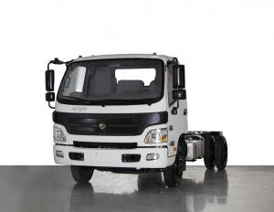 مشخصات فنی کامیونت 6 تن الوند