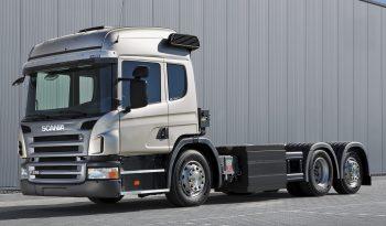 کامیون اسکانیا P310