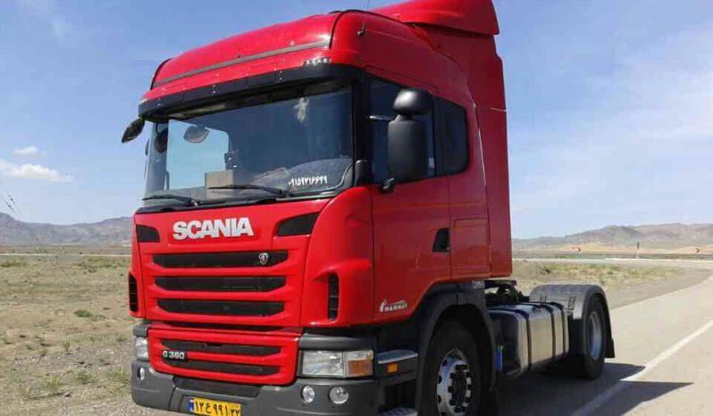 قیمت روز اتوبوس اسکانیا کشنده اسکانیا G380 - کامیون | کشنده | کمپرسی