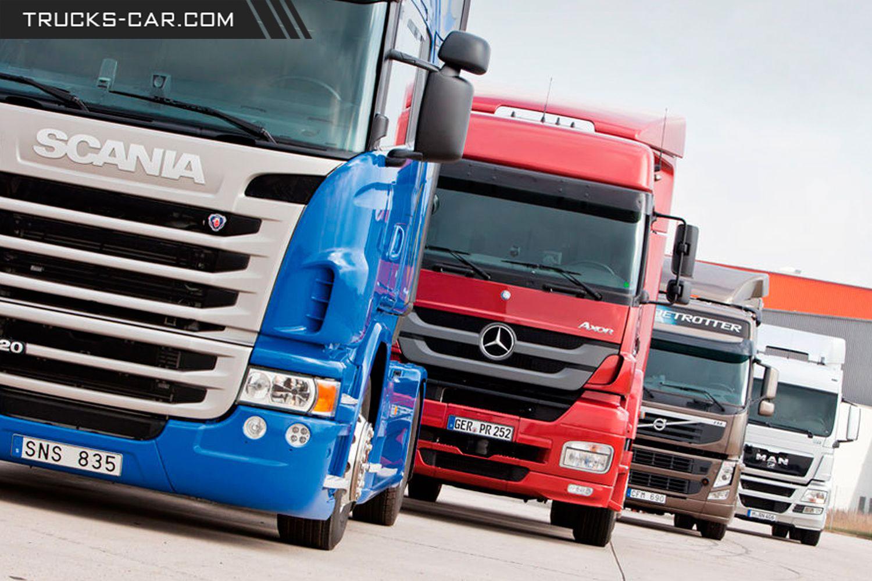 Photo of تولیدکنندگان برتر کامیون
