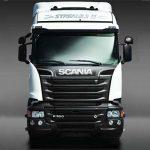 مشخصات فنی اسکانیا R500