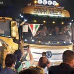 کامیون جدید دانگ فنگ kx