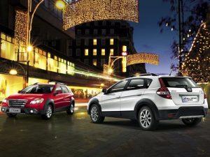 شرکت خودروسازی دانگ فنگ