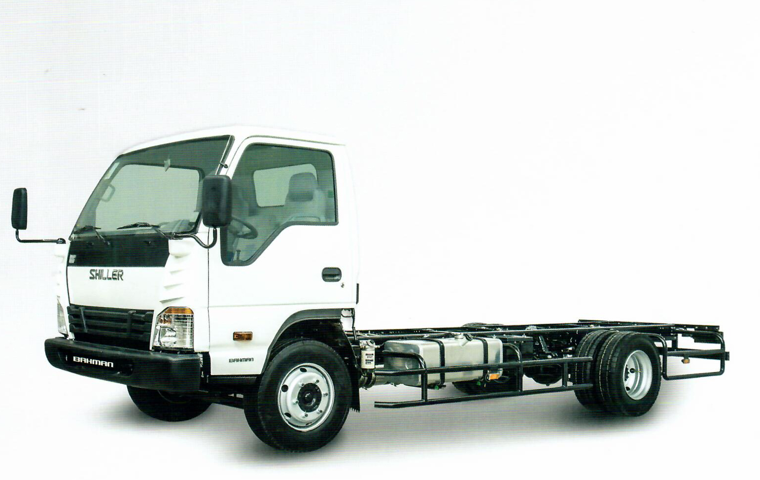 کامیونت شیلر Shiller - تراکس کار
