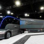 کامیون مفهومی هیدروژنی