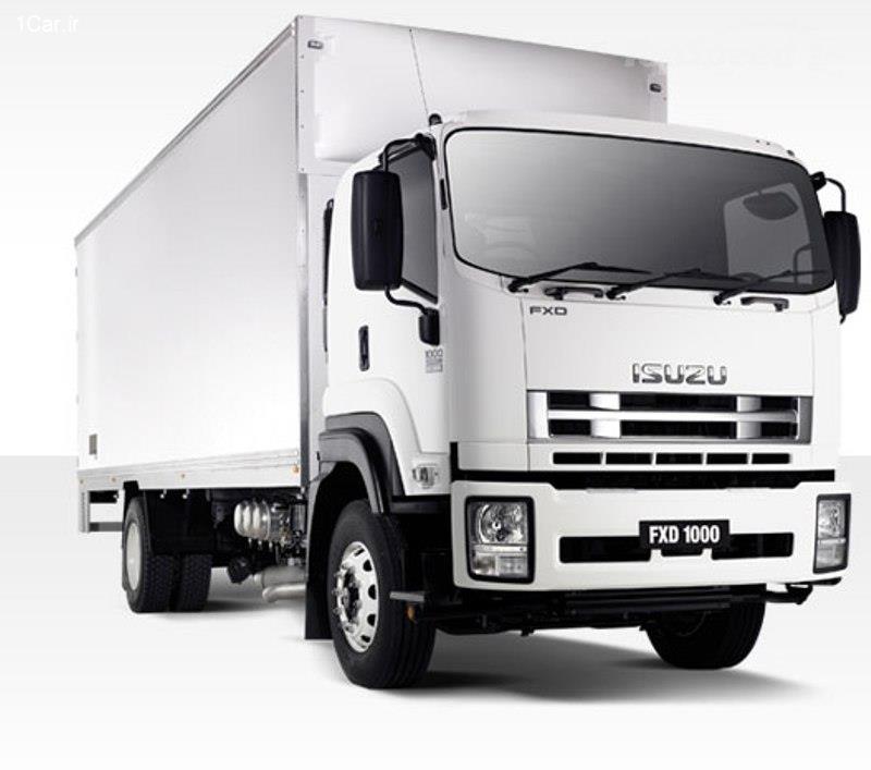 فروش کامیون 8 تن سفید