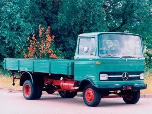 تاریخچه نخستین کامیون خاور