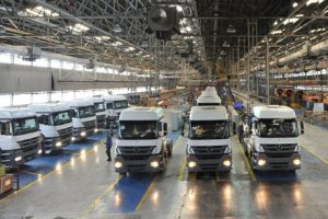 اجرایی کردن سیاست های اشتباه برای خودروهای سنگین