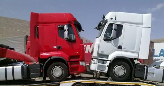 Photo of آغاز ورود کامیون های دست دوم به کشور