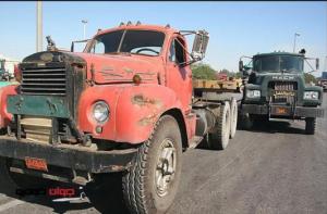 وجود بیش از 400 هزار دستگاه کامیون فرسوده در سطح کشور