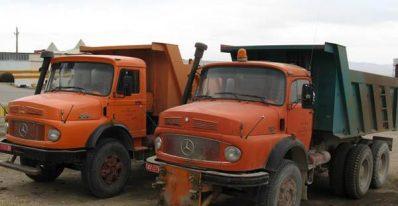 وجود 400 هزار دستگاه کامیون فرسوده در سطح کشور