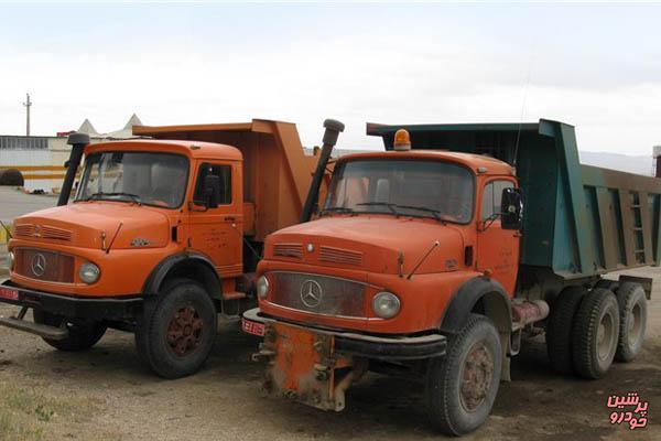 Photo of وجود بیش از 400 هزار دستگاه کامیون فرسوده در کشور/ روی زمین مانده طرح کلید به کلید