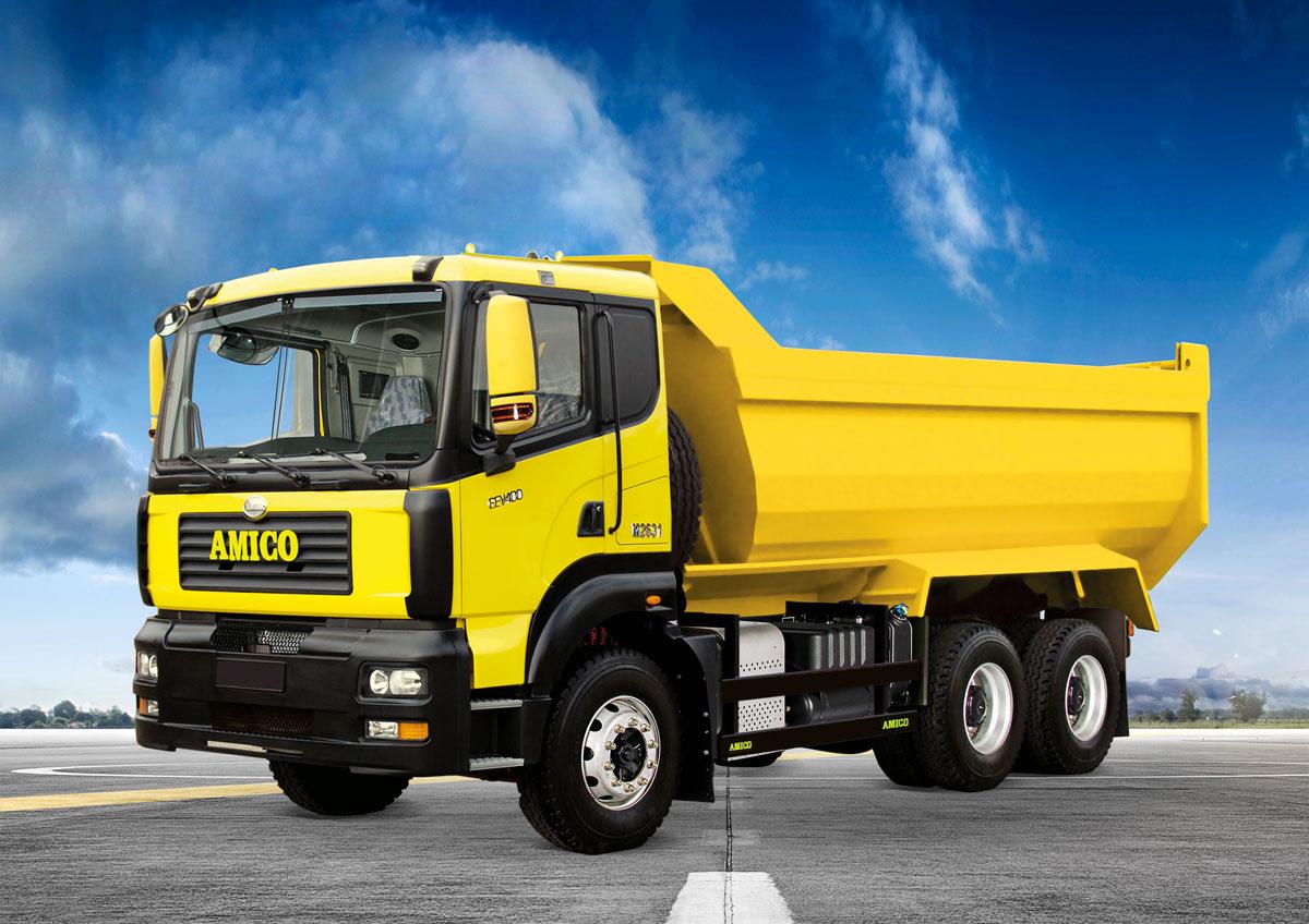 Photo of خودکفایی 85 درصدی کامیون های کمپرسی