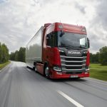 کاهش 90 درصدی کربن تولیدی کامیون ها