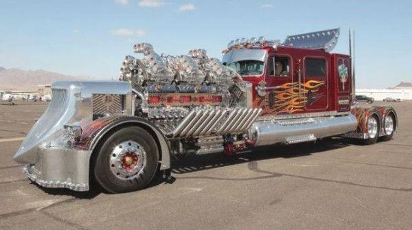 ثور 24 بزرگ ترین کامیون جهان