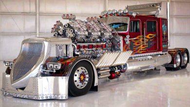 Photo of بزرگ ترین کامیون جهان – ثور24