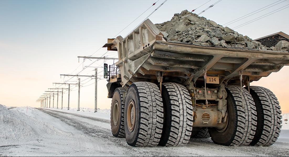 کاهش انتشارت کربنی در حمل و نق برقی توسط شرکت بولیدن