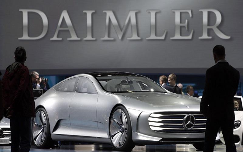 Photo of تاریخچه شرکت خودروسازی دایملر