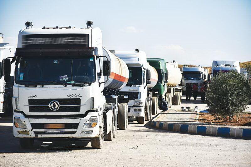 Photo of هزار میلیارد تومان ارزش افزوده جهت انتقال کامیون داران لازم است.