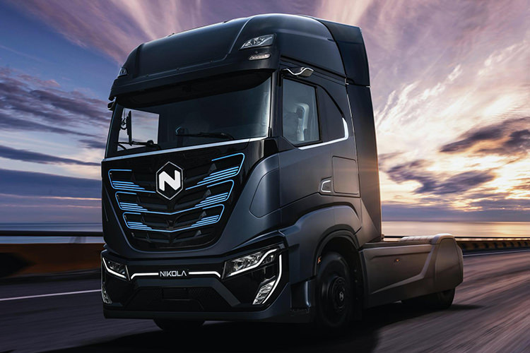 Photo of تولید کامیون برقی نیکولا Tre با همکاری ایوکو