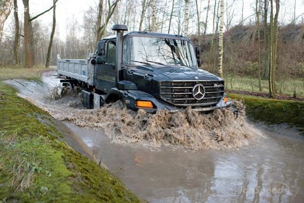 Photo of معرفی کامیون مرسدس بنز زتروس