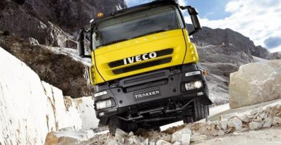 مشخصات کامیون ایویکو تراکر