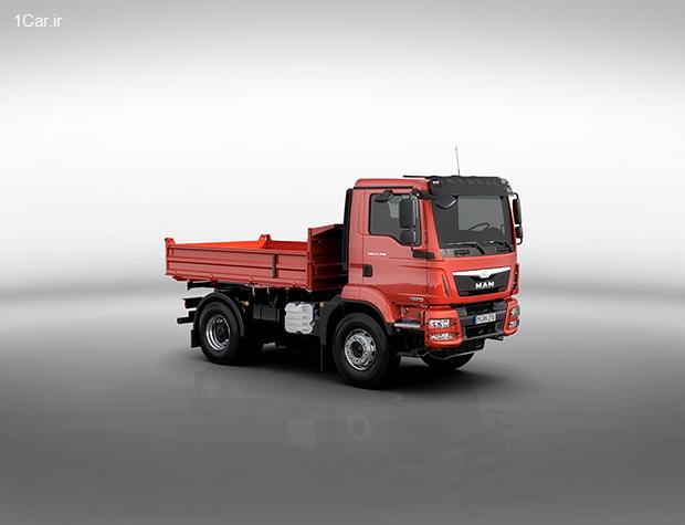 Photo of مشخصات کامیون مان TGM