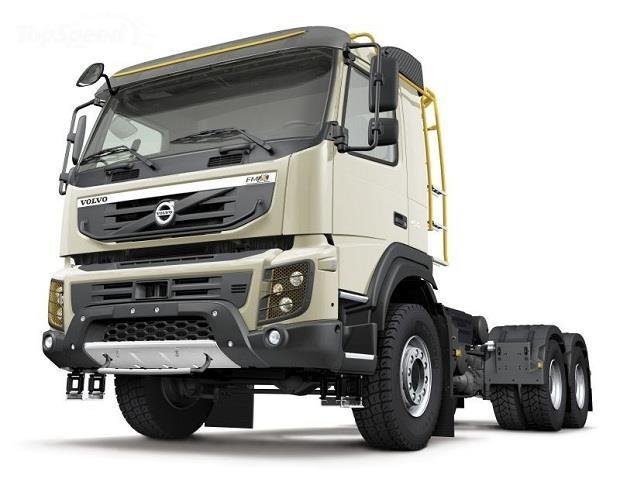 Photo of مشخصات کامیون ولوو Fmx