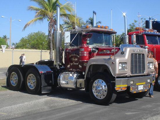 Photo of مشخصات کامیون سری R ماک