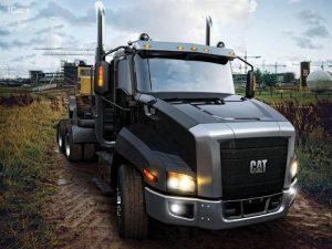 مشخصات کامیون کاترپیلار CT660